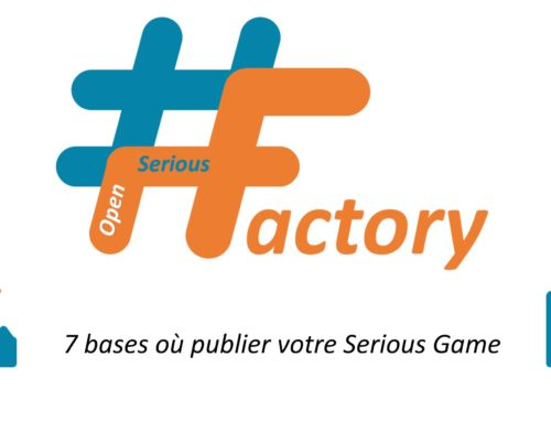 #OpenSeriousFactory : 7 bases où publier son Serious Game