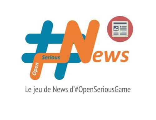 #OpenSeriousNews : Organiser la communauté – Nov 2020