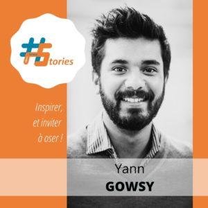 #OpenSeriousStories – Niveau 10 – Yann Gowsy
