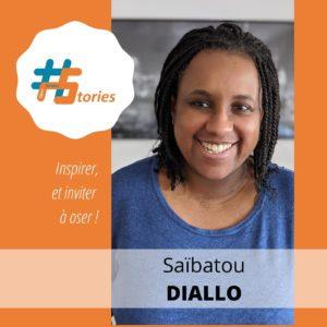 #OpenSeriousStories - Niveau 2 Joueuse - Saibatou Diallo
