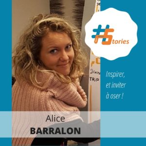 #OpenSeriousStories – Niveau 7 Game Community Booster – Alice Barralon