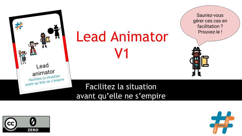 #OSG 501 Lead Animator