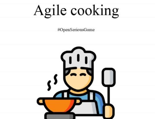 Agile Cooking Game
