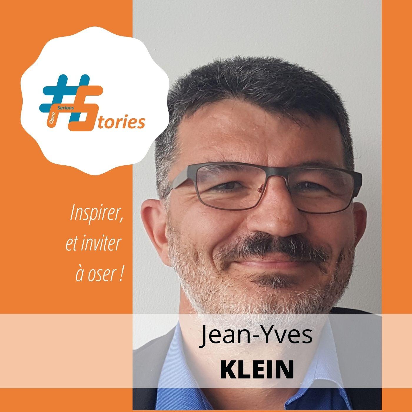 #OpenSeriousStories – Niveau 10 – Jean-Yves Klein