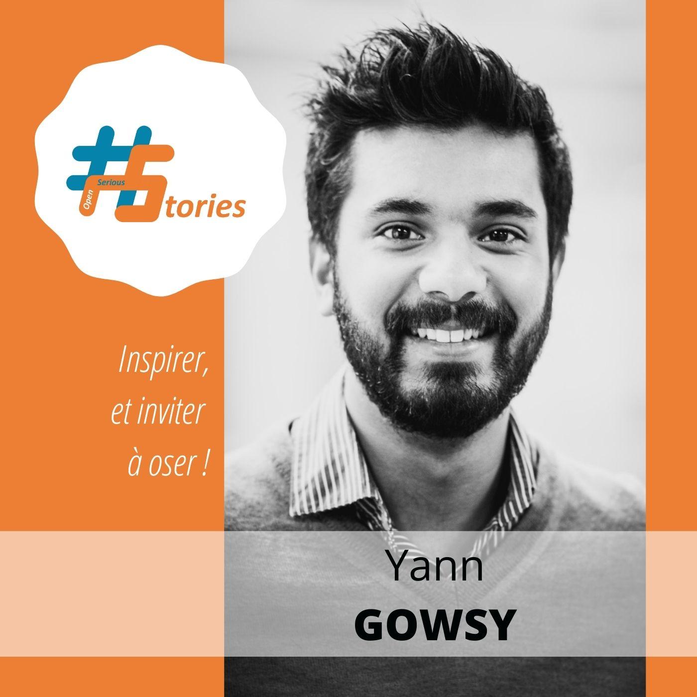 Le retour d'expérience d'un #OSG method designer : Yann Gowsy [Podcast – 8 min]