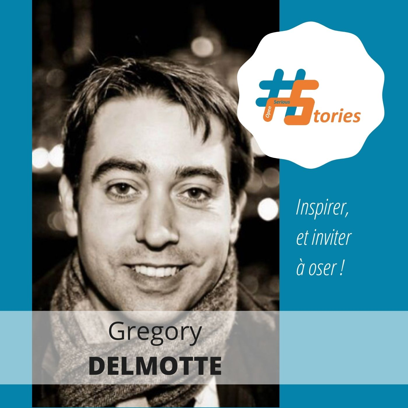 Le retour d'expérience d'un animateur : Grégory Delmotte [Podcast – 9min]