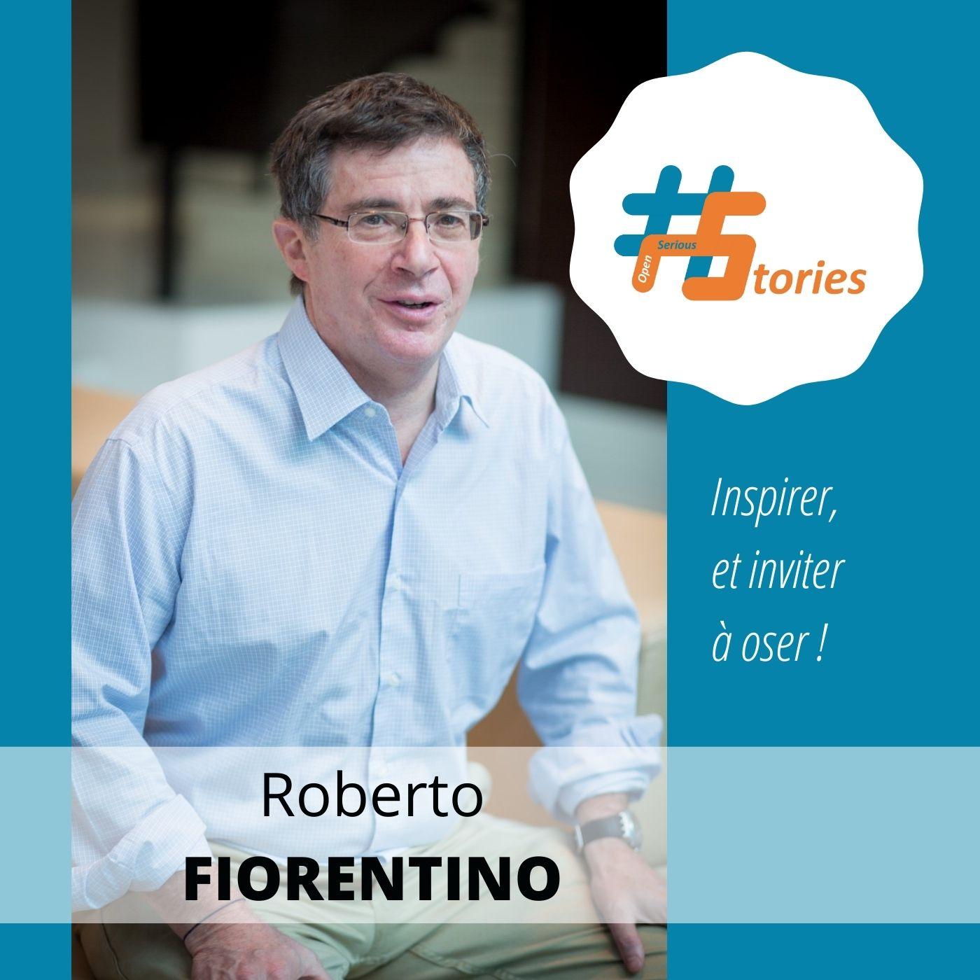 #OpenSeriousStories - Niveau 8 - Roberto Fiorentino