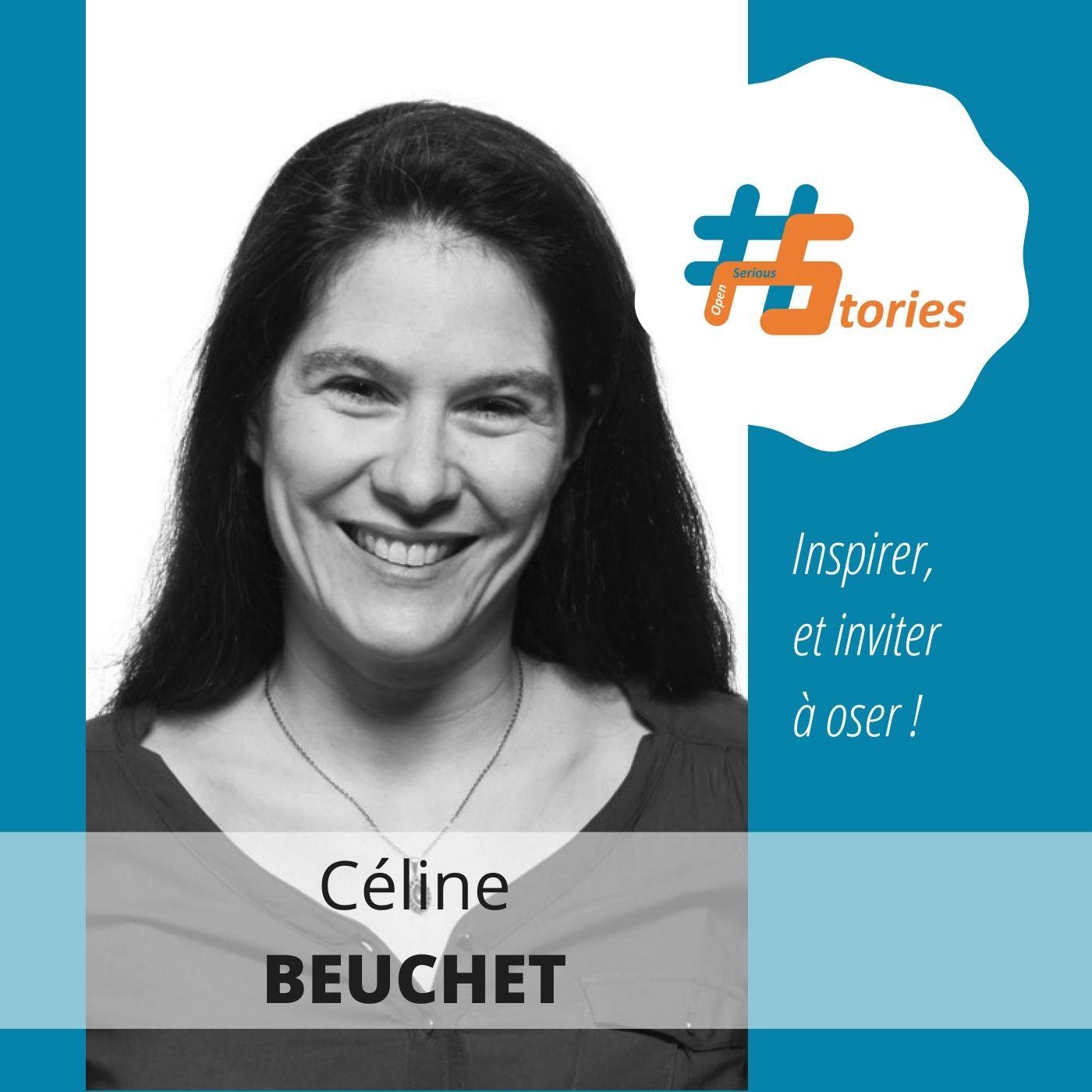 #OpenSeriousStories - Niveau 3 Éclaireuse - Céline Beuchet