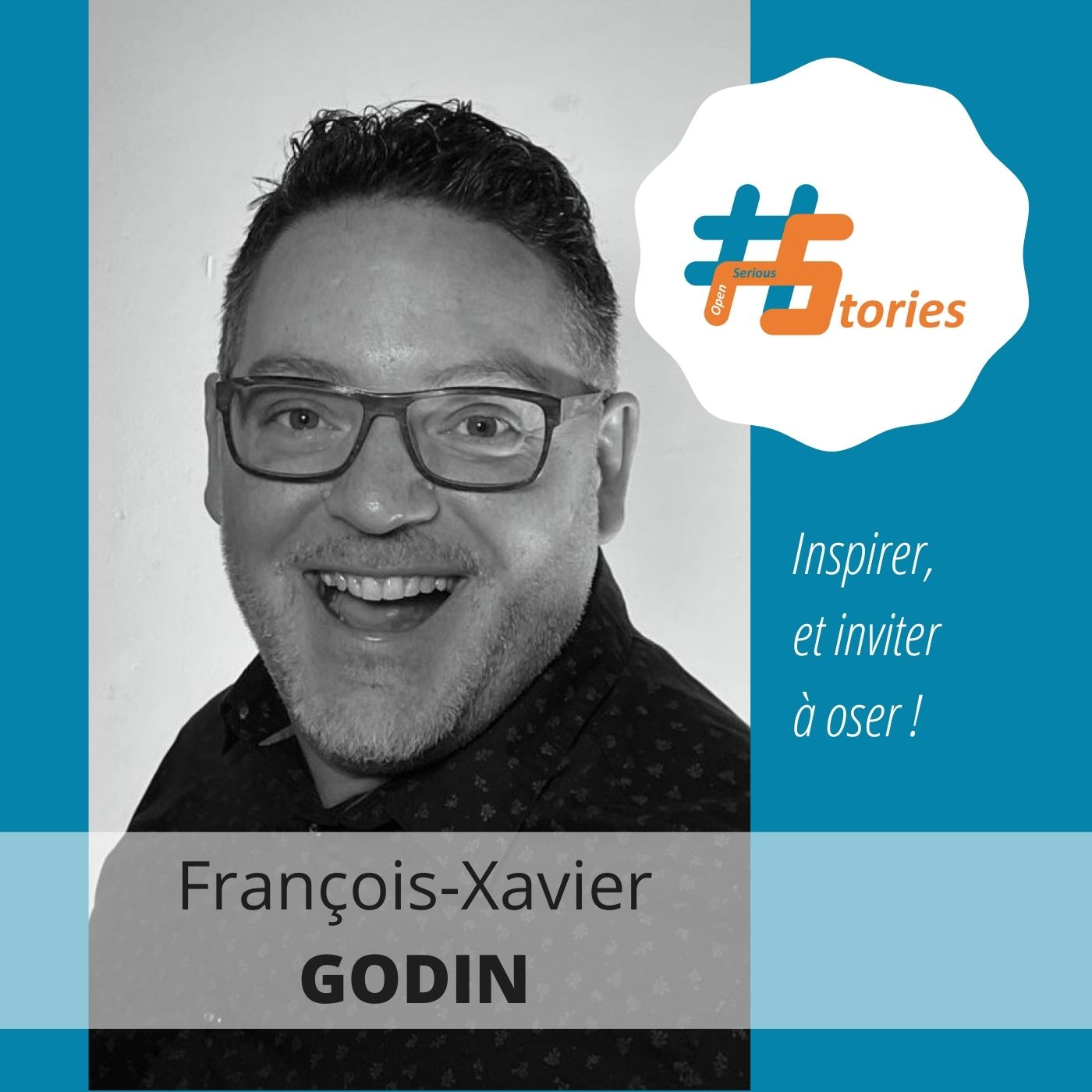 Le retour d'expérience d'un créateur : François-Xavier Godin [Podcast – 25min]