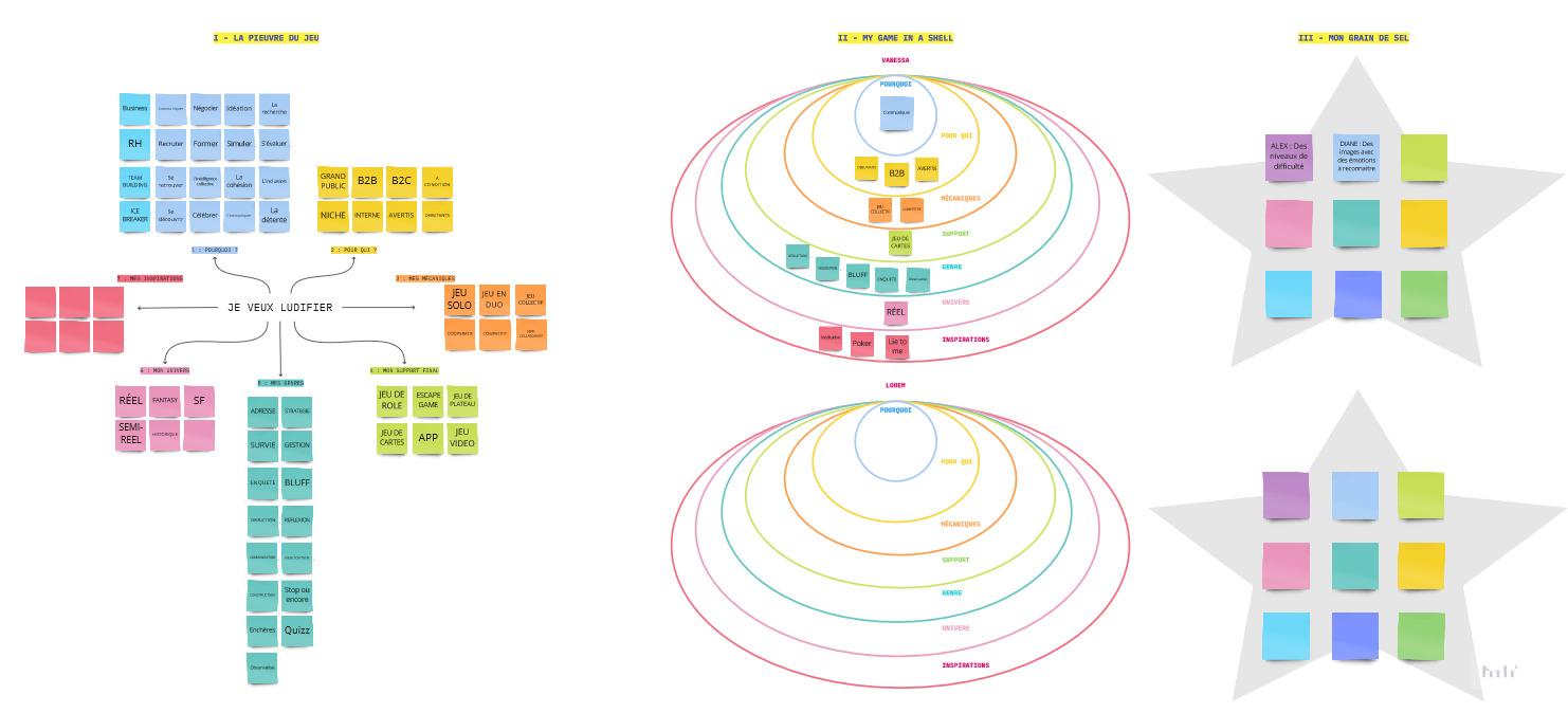 #OSG 602 Le Coquillage pour cadrer votre Serious Game